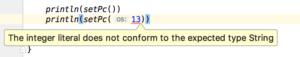 関数定義初期値5