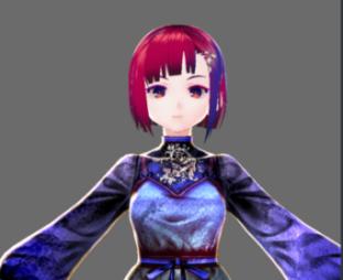 VRoid Studio〜v0.3.0で衣装を使う