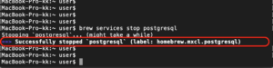 PostgreSQL1−10