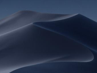 【Mac】macOSをHigh SierraからMojaveにバージョンアップする