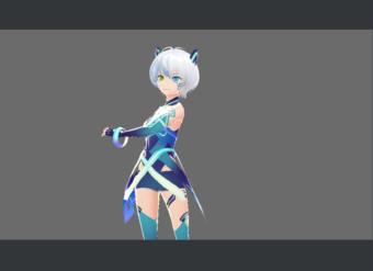 VRoid Studio〜v0.5.0で新しいサンプルモデルと男性素体を試す