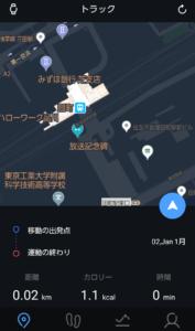 YamayのSW018のマップ