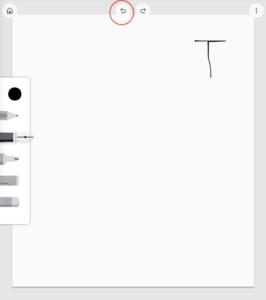 Google描画キャンバス 戻る
