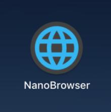 【Mac】ながら作業に最適!NanoBrowserを使ってみた