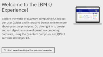 理解はこれから!?IBMの量子コンピュータを一先ず使ってみた