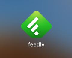 【Mac】ブラウザからFeedlyのアプリに変えてみた