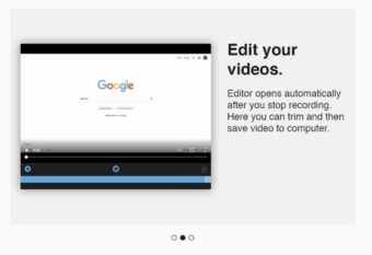 3ステップで画面撮影を行える!Chromeの拡張機能「Aperture」を使う