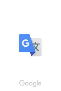 Google翻訳 アプリが起動する