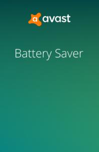 Avast Battery Saver 起動後