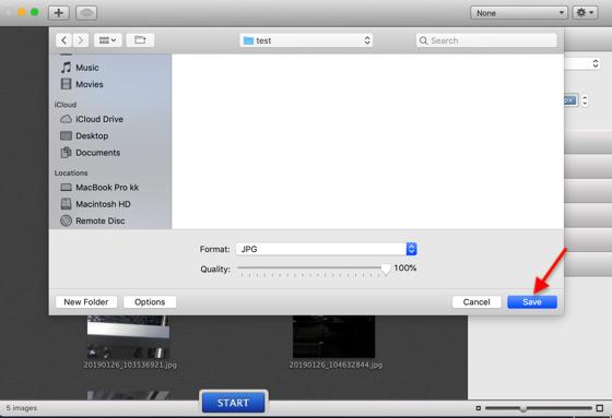 iMage Tools フォルダ