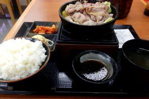ヤマキ商店 焼肉定食