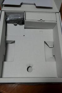 ルンバ691開封 箱の付属品
