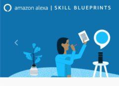 【アレクサ】Alexa Skill Blueprints(ブループリント)を続けて使用する