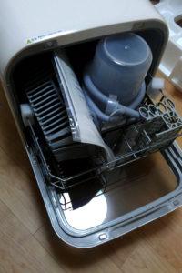 食器洗い乾燥機 かご