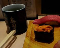 【グルメ】美登利 赤坂総本店で寿司を食べる