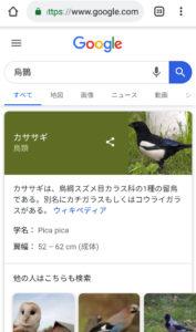 Chrome手書き入力 検索結果