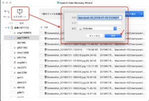 EaseUS Data Recovery Wizard 保存