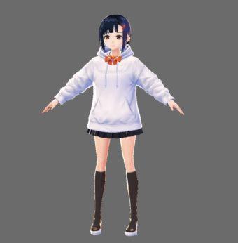 【Mac】さらに女性衣装が増える!VRoid Studio〜 v0.7.0~1を使ってみる