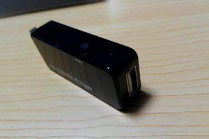 COOWOOのUSB電流電圧テスター チェッカー USB受け
