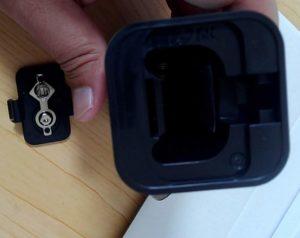 デュアルバーチャルウォール 電池セット