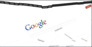 google doob 無重力中