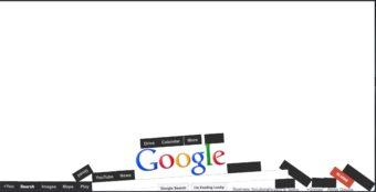 Googleで重力や無重力の実験サイト!?Google Mr.doobを使ってみる