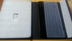 HONOR_JAPAN COOキーボードカバー 広げる