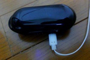 PZX BluetoothのワイヤレスイヤホンとiPad 充電