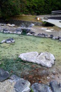 草津温泉 観光 西の河原