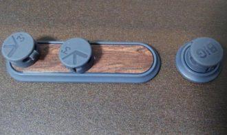 【レビュー】ごちゃごちゃせずにスッキリ整理!bcaseのマグネット式ケーブルホルダーを使う