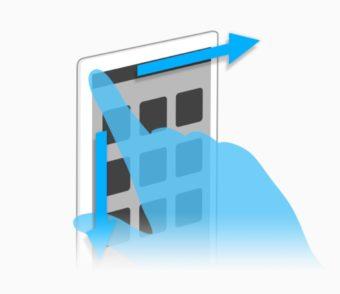【Android】簡単にスクリーンショット!AQUOS便利機能「Clip Now」を使う