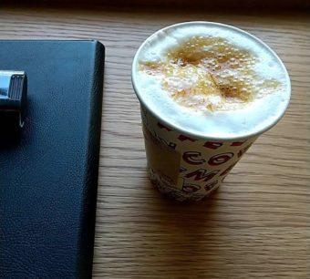 スターバックス・コーヒー JR東京駅日本橋口店でiPadを開く