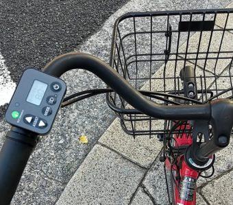 ドコモの自転車シェアリングサービスを使ってみる〜レンタル編