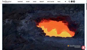 The Volcanoes of Hawaii ハワイ火山