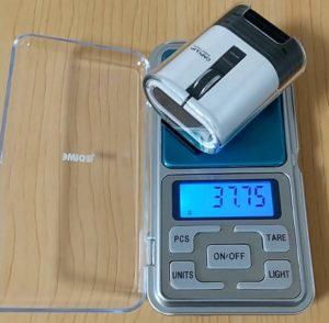 デジタルポケットスケール マウス