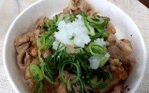 松屋牛焼肉丼弁当 セット