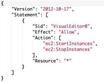 【AWS】作成したIAMポリシーをJSON形式で編集する