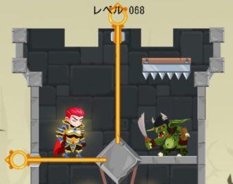 【iPad】あの広告をヒントにゲーム化!?パズルゲーム「Hero Rescue」で遊んでみた
