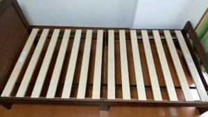 ニトリ ベッドフレームとマットレス 床板セット