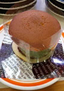 Hama Cafe たっぷり抹茶のクリームどら焼き