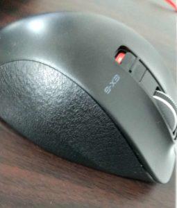 ELECOMマウスEX-G フィット間