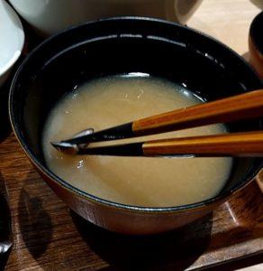 とんかつ和幸 特ひれかつ御飯 しじみの味噌汁