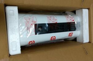 プラズマクラスター セラミックファンヒーターHX-JS1-W 開封