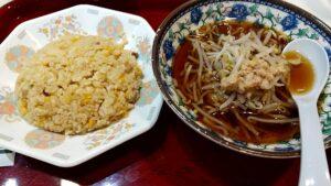 中華食堂 一番館 セット