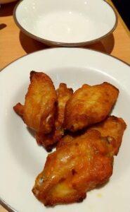 サイゼリヤ間食で行く 辛味チキン