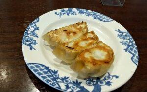 バーミヤン回鍋肉 餃子