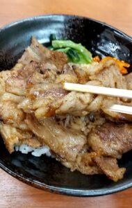 ヤマキ商店 カルビ焼肉丼+肉うどん タレ
