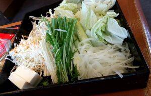 和食さと さとしゃぶ厳選豚プレミアム 野菜