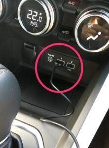 Android Auto アプリ コード接続