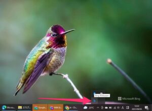 Microsoft Bing Wallpaper アイコン